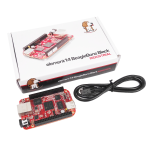 element14 BeagleBone Black Industrial 4G، برد صنعتی بیگل بن بلک المنت 14