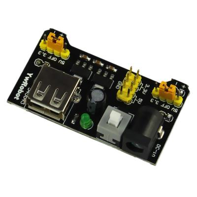 MB102 BreadBoard Power Supply