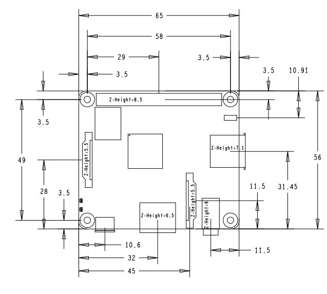 Raspberry pi, pi3 , model a+, رزبری پای
