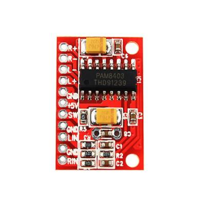 XD-08 super mini digital amplifier