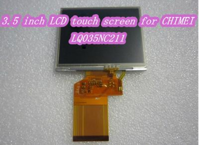 LQ035NC211  3.5Inch TFT LCD with touch panel