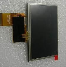 4.3inch TFT LCD AT043TN24 V.1 with touch panel پنل و تاچ اورجینال