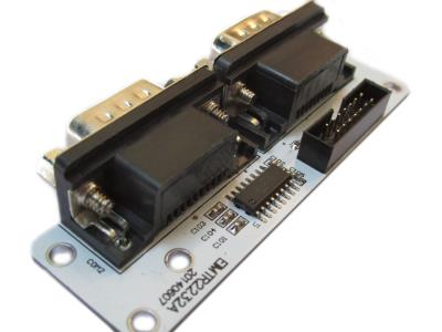 EMTR2232A TTL to RS232 module