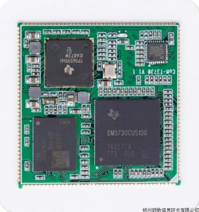 OMAP3 Cortex A8 Core Board